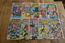 New Mutants #1 - 10 (Marvel, 1983) Newsstand VF/NM Comic Books Lot of 10 - $48.19