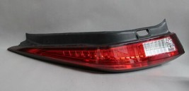 10 2011 2012 2013 2014  CADILLAC CTS STATION WAGEN LEFT TAIL LIGHT 20827... - $205.51