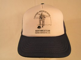 Vintage Hat Mens Cap NORTHWESTERN ELECTRIC COOPERATIVE INC Good Neighbor... - $21.12
