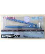 "Babyliss Pro Nano Titanium-Plated Straightening Iron, Ionic, 1 1/4"" BABN... - $128.69"