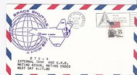 STS-4 EXTRENAL TANK & S.R.B. MATING BEGUN KENNEDY SPACE CENTER, FL 4/16/... - $1.78
