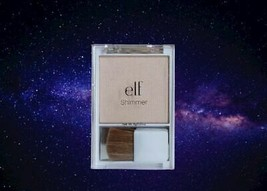 ELF Shimmer Powder with Brush #23131 - Creates a Radiant Glow - Pink - $14.80