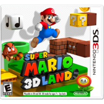 Super Mario 3D Land (Nintendo 3DS, 2011 New) Video Game - €26,33 EUR
