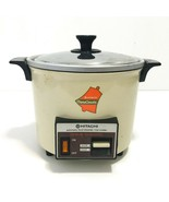 Vintage Hitachi Chime O Matic RD-4053 Automatic Rice Cooker Food Steamer... - $44.95