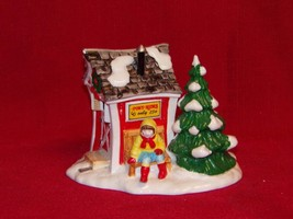 Department 56 Snow Village Pint Size Pony Rides-Replacement House - $5.88