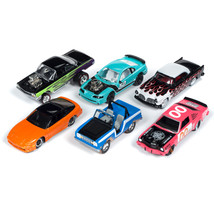 Street Freaks 2019 Release 1, Set A of 6 Cars Limited Edition to 3,000 p... - $53.48