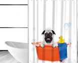 Nting bathroom decorative shower curtain waterproof fabric home bath curtains with thumb155 crop