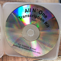 Express Scribe 4.02 Transcription Software Program Martel Electronics CD... - $34.99