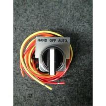 Siemens 49SAS01 Pilot Device, Hand-Off-Auto Selector Switch, 4/4X Enclos... - $62.87