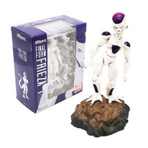 New Bandai S.H.Figuarts Final Form Frieza Resurrection Dragon Ball Action Figure - $37.34