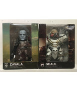 2 LOT: Destiny Ghaul & Zavala Figures Bungie - Brand New - Collectible Toys - $22.72