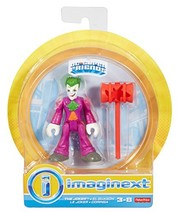Fisher-Price Imaginext DC Super Friends The Joker Action Figure - $27.18