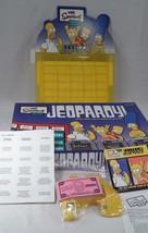 2003 Pressman The Simpsons Edition Jeopardy Trivia Game - $13.32
