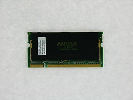 EBD11UD8ADDA-6B 1GB DDR PC2700 333MHz 200Pin so-Dimm Notebook RAM Elpida