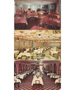 Vintage Restaurant Postcards Lot of 20 Roadside Cards - $19.79