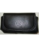phone case large New Black Phone Case Belt Carry Free Shipping USA - $7.95