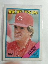Topps 1988 CARD#475 Pete Rose - $0.99