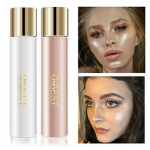 Glow Highlighter Face Powder Makeup Pigment Brighten Shimmer Loose Eye S... - $3.05+