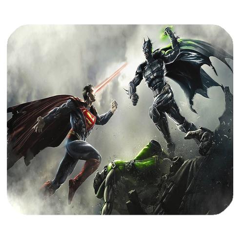 Pad2496 mouse pad superheroes movie batman vs superman fight act
