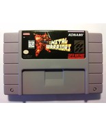 SNES Metal Warriors ntsc usa super nintendo (read description)