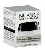 Nuance Salma Hayek AM/PM Anti-Aging Super Cream Smooth Wrinkles Lines RA... - $39.99