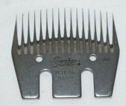 Oster Cryotech 78534066 17 Thooth Comb For ShearMaster image 3