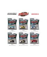 All Terrain Series 6, 6pc Diecast Car Set 1/64 Diecast Models by Greenli... - $57.71