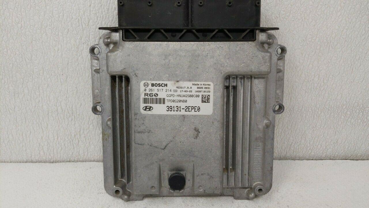 2012-2014 Toyota Matrix Engine Computer Ecu Pcm Ecm Pcu Oem 39131-2epe0 111211 - $101.57