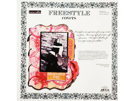 Teresa Collins Freestyle 7x10 Inch Project Kit, Paper Crafting #FR1615 image 2