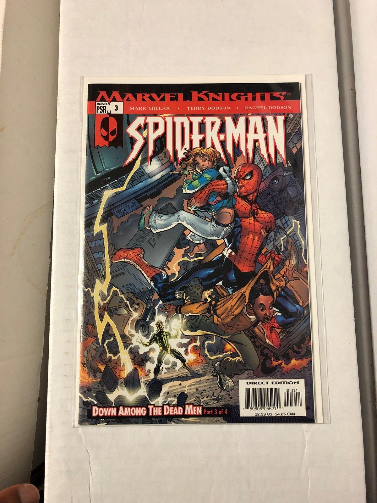 Marvel Knights Spider-Man #3