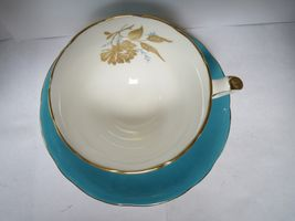 AYNSLEY TEA CUP AND SAUCER              K image 3