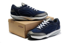 Women's Shoes  Mbt Maliza Blue and Grey  - $95.00