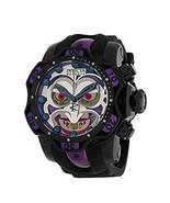 INVICTA 33813 DC Comics Joker Venom Limited Edition Black Steel Men's Watch - $314.99
