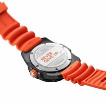 New Luminox XB.3729.NGU Bear Grylls Survival CARBONOX Grey 42 mm Quartz Watch image 2