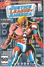 Justice League of America Comic Book #245 DC Comics 1985 VERY FINE+ - $4.50