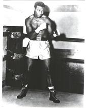Sugar Ray Robinson QP Vintage 8X10 BW Boxing Memorabilia Photo - $5.99