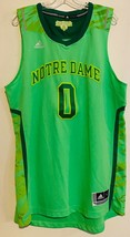 Notre Dame Fighting Irish Eric Atkins camo basketball jersey by Adidas XXL - $50.00