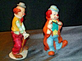 Clown Figurines (Pair ) AA-192054 Vintage image 4