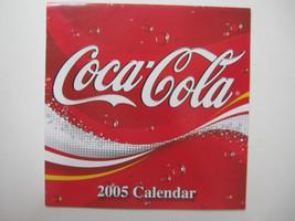 2005 Coca-Cola Wall Calendar - Official Product - $7.43