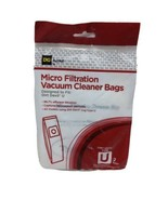 Dirt Devil by Hoover Type U Microfiltration Vacuum Cleaner Bags 2 Pack  - $9.79