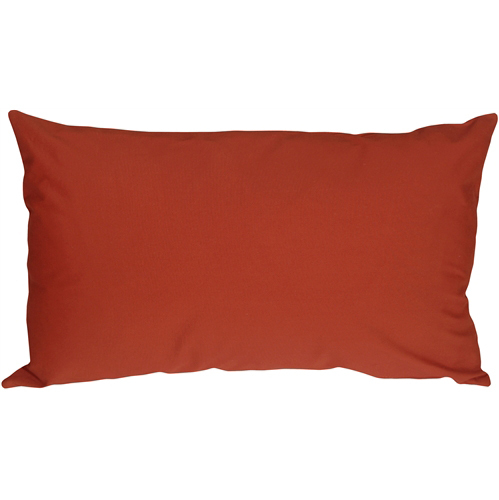 Primary image for Pillow Decor - Caravan Cotton Rust 12x19 Throw Pillow