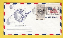 DISCOVERE No. 20 LAUNCH VANDENBERG AFB CA FEBRUARY 17 1961 - $2.68