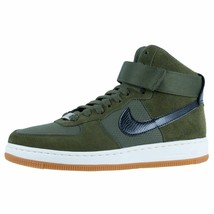 NIKE WOMEN'S AF1 ULTRA FORCE MID SHOES SIZE 6.5 rough green black 665485... - $74.98