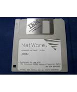 Novell Netware Version 2.15A ADOBJ for IBM 80386 p/n 88f0002 1983 1987 f... - $34.64