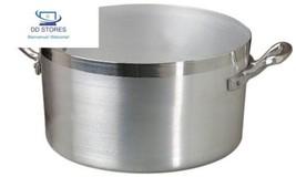 Agnelli Marmite Haute en Aluminium BLTF, en acier inox, Argent, 7 Litres  - $39.63