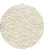 Platinum 36ct Edinburgh Linen 18x27 1/4yd cut Zweigart cross stitch fabric - $15.30