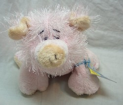 "Ganz Webkinz FUZZY PINK PIG 8"" Plush STUFFED ANIMAL Toy NEW - $15.35"