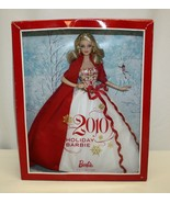 Holiday 2010 Barbie Doll. Never removed from box. - $24.74