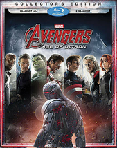 Marvel's Avengers: Age of Ultron [Blu-ray + Blu-ray 3D]