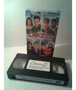 "RARE BlockBuster Video (VHS) ""DOGMA"" Ex- Rental w/Stickers & Wrapper (2000) - $35.10"